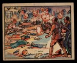 1938 Gum Inc. Horrors of War #32   Shelling the Lost Battalion at Close Range Front Thumbnail