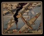 1938 Gum Inc. Horrors of War #204   Emperor Hirohito's Birthday Raid Front Thumbnail