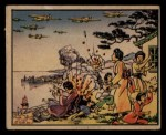 1938 Gum Inc. Horrors of War #87   Chinese Bombers Raid Japanese Territory Front Thumbnail