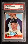 1965 Topps #375  Dave Wickersham  Front Thumbnail