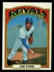 1972 Topps #68  Jim York  Front Thumbnail