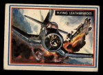 1953 Topps Fighting Marines #54   Flying Leathernecks Front Thumbnail