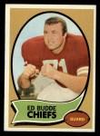 1970 Topps #77  Ed Budde  Front Thumbnail