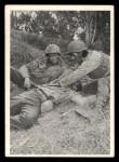 1964 Donruss Combat #60   Real Soldier Front Thumbnail