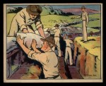 1941 Gum Inc Uncle Sam #87   Trench Construction Front Thumbnail