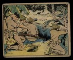 1941 Gum Inc Uncle Sam #35   Jungle Expedition Front Thumbnail