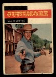 1958 Topps TV Westerns #4   Man of Justice  Front Thumbnail