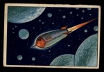 1951 Bowman Jets Rockets and Spacemen #65   Navigating in Planetoid Belt Front Thumbnail