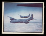 1950 Topps Freedoms War #92   B-29 Superfortress   Front Thumbnail