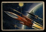 1951 Bowman Jets Rockets and Spacemen #76   Test Flight Front Thumbnail