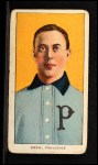 1909 T206 PRV Hunky Shaw  Front Thumbnail