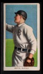 1909 T206 BUF Heinie Smith  Front Thumbnail