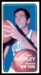1970 Topps #7  Bill Bradley   Front Thumbnail