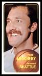 1970 Topps #99  Tom Meschery   Front Thumbnail