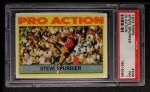 1972 Topps #338   -  Steve Spurrier Pro Action Front Thumbnail
