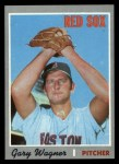 1970 Topps #627  Gary Wagner  Front Thumbnail