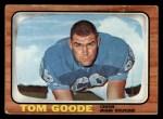 1966 Topps #78  Tom Goode  Front Thumbnail