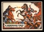 1965 A and BC England Civil War News #54   A Horseman Falls Front Thumbnail