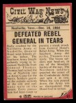 1965 A and BC England Civil War News #81   Deadly Defense Back Thumbnail