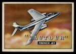 1952 Topps Wings #191   Vautour Front Thumbnail
