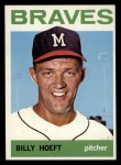 1964 Topps #551  Billy Hoeft  Front Thumbnail