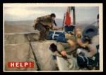 1956 Topps Davy Crockett #69   Help!  Front Thumbnail