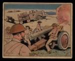1941 Gum Inc Uncle Sam #8   Field Artillery Front Thumbnail