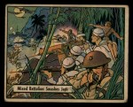 1941 Gum Inc. War Gum #47   Mixed Battalion Smashes Japanese Front Thumbnail