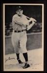 1936 National Chicle Fine Pen Premiums #21  Joe Cronin  Front Thumbnail