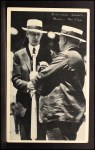 1936 National Chicle Fine Pen Premiums #94  Connie Mack / John McGraw  Front Thumbnail