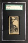 1923 W572 #86  Eppa Rixey  Front Thumbnail