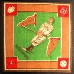 1914 B18 Blankets #26 GI Roger Peckinpaugh   Front Thumbnail