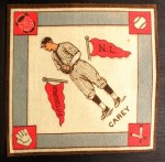1914 B18 Blankets #75 RB Max Carey   Front Thumbnail