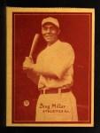 1931 W517 #31  Bing Miller  Front Thumbnail