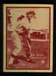 1931 W517 #7  Bill Shore  Front Thumbnail