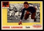 1955 Topps #46  Arnie Lassman  Front Thumbnail
