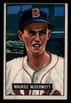 1951 Bowman #16  Mickey McDermott  Front Thumbnail