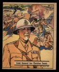 1941 Gum Inc. War Gum #107   Lt. General Jan Christian Smuts Front Thumbnail