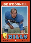 1971 Topps #4  Joe O'Donnell  Front Thumbnail