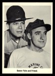1965 Fleer Gomer Pyle #65   Gomer Pyle and Friend Front Thumbnail