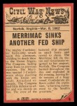 1965 A and BC England Civil War News #8   Destructive Blow Back Thumbnail
