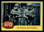 1977 Topps Star Wars #148   The fearsome stormtroopers Front Thumbnail