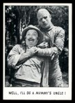1973 Topps You'll Die Laughing #102   I'll be mummy's uncle Front Thumbnail