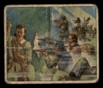 1949 Bowman Wild West #12 A  The Alamo Front Thumbnail
