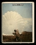 1950 Topps Freedoms War #109   Folding Chute  Front Thumbnail