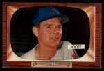 1955 Bowman #263  Eddie Joost  Front Thumbnail