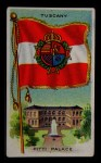 1911 Flags of All Nations T59 #142 BR  Tuscany Front Thumbnail