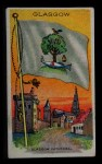 1911 Flags of All Nations T59 #54 BR  Glasgow Front Thumbnail
