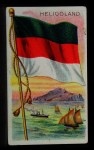 1911 Flags of All Nations T59 #62 BR  Heligoland Front Thumbnail