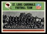 1965 Philadelphia #155   St Louis Cardinals  Front Thumbnail